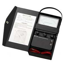 TOA Analogue Audio Speaker Impedance Meter With Tester Leads & Case
