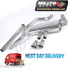 "Ford Focus MK3 St 2.0 EcoBoost Milltek 3"" no atractivo (más fuerte) Catback Exhaust"