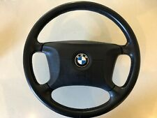 BMW E36 Leather Steering Wheel with Airbag