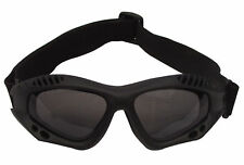 Safety Goggles Tactical Sunglasses Black Ventec ANSI-Rated  11377 Rothco