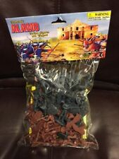 ALAMO TOY SOLDIER ACTION FIGURE SET NEW