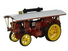 OXFORD DIECAST 76BUR005 - 1/76 BURRELL SHOWMANS LOCO NO.1 STEAM LOCOMOTIVE
