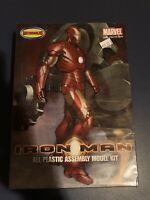 2008 discontinued MOEBIUS 905 1/8 Iron Man Mark III model kit new in box