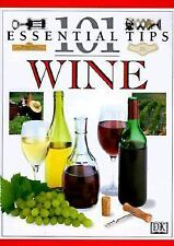 101 Essential Tips: Wine Vol. 30 by Deni Bown and Tom Stevenson (1997, Pa... NEW