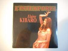 "ELAINE KIBARO : L'INTEMPOREL ""JUSTE UN AMI QUI M'AILLE"" [ CD SINGLE NEUF ]"
