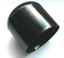 Fuß-/Rohr-/Stuhl-Kappen 20mm Farbe: Schwarz | 4 Stück