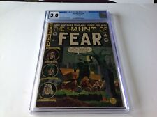 HAUNT OF FEAR 5 CGC 3.0 EC COMICS PRE CODE HORROR FRESH CORPSE COVER WOOD CRAIG