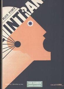 Catalogue Van Sabben Poster Auction 43  15/11/2014 HB