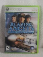 Blazing Angels Squadrons of WWII - Xbox 360 No Manual