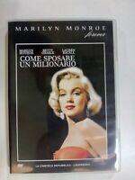 DVD - COME SPOSARE UN MILIONARIO (1953) - Marilyn Monroe - DVD L'ESPRESSO