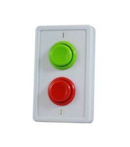 Arcade Light Switch Cover Plate, Single Switch