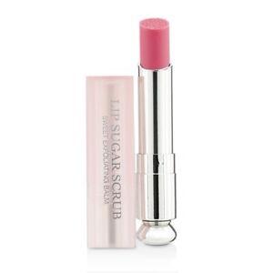 NEW Christian Dior Dior Addict Lip Sugar Scrub (# 001) 3.5g/0.12oz Womens Makeup