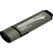 Kanguru SS3 USB3.0 Flash Drive with Physical Write Protect Switch, 128G
