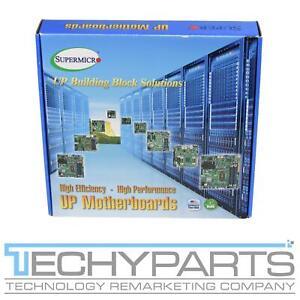 Supermicro X11SBA-LN4F Motherboard Mini ITX w/ Intel Pentium N3710 Quad Core CPU