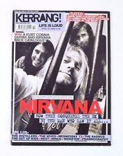 NIRVANA Magazine - KERRANG! April 3, 2004