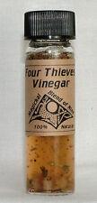 Four Thieves Vinegar - Magickal Blend of Nine Magical Purpose Oil