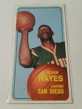 1970-71 Topps #70 Elvin Hayes : San Diego Rockets