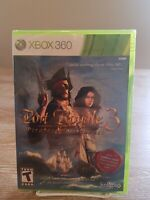 Port Royale 3: Pirates & Merchants (Microsoft Xbox 360, 2012) Factory Sealed!!!