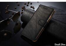 Diseño De Lujo funda para Apple iPhone 6 Plus Funda Estuche - Negro (14SC)