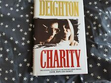 Charity by Len Deighton Crime Thriller Book