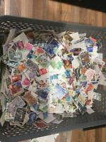 1000 GB British Commemorative Stamps off paper multi discount