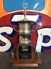 Dale Jarrett Todd Parrott 1999 Nascar Winston Cup Championship Trophy