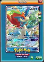 Keldeo GX 47/236 for Pokemon TCG Online PTCGO (Digital Card)
