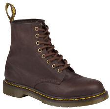 Men's Lace Up Ankle Boot Dr Martens 1460 Chocolate Carpathian UK Size 6 (EU 39)