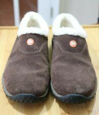 Merrell Encore Frost Kids Bracken Slip On Clogs Moc Shoes with Fleece Size 6