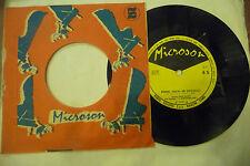 "TOM SANTI""PINNE FUCILE ED OCCHIALI-disco 45 giri MICROSON It 1964"""