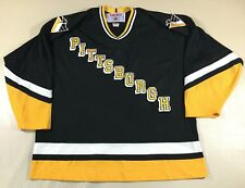 Vintage Pittsburgh Penguins Hockey-NHL CCM Jersey SizeXL