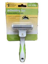 Andis DeShedding Tool