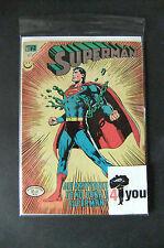 3.5 VG- VERY GOOD- SUPERMAN # 233 MEXICAN EURO VARIANT CP YOP  1972