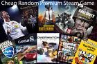 Random Premium Steam Key Code PC Game (Over $15 Value)