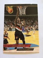 1993-94 Fleer Ultra NBA Basketball Card Portland Trail Blazers #327 Reggie Smith