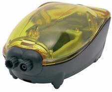 Oxy-Boost Air Pump 46gph dual outlet for aquariums size 10-30 gal w/Flow Cntrl