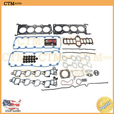 Fits: 2000-2005 Ford 5.4L V8 TRITON VIN Code L,W,Z MLS Head Gasket Set