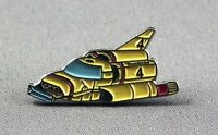 Metal Enamel Pin Badge Brooch Thunderbird 4 Thunder Bird 4  Birds Are Go 4