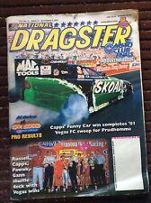 NHRA National Dragster Drag Racing Bob Glidden Darrell Russell Snake Capps Pawuk