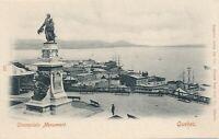 QUEBEC QC – Champlain Monument – udb (pre 1908)