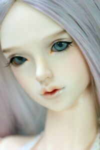 Soom Super Gem Saiph Head ONLY in Normal Skin with Faceup by Green Wolfy BJD