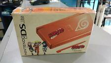Limited Edition NARUTO Nintendo DS Lite Console - NEW RARE