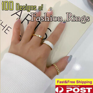 Women's Midi Finger ring Baroque Pearl Fashion Rings Set Stack Above Knuckle