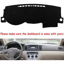 Car Interior DashMat Dashboard Dash Mat Cover For TOYOTA COROLLA 2000-2005 Fly5D