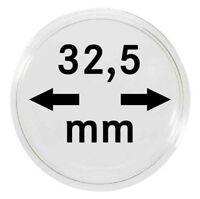 Lindner 2261325 Münzenkapseln-100er Pack
