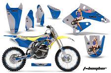 Suzuki RMZ 250 Graphic Kit AMR Racing # Plates Decal Sticker RMZ250 04-06 TB BU