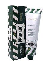 Proraso Eucalyptus & Menthol 2 x Shaving Cream Tubes 150 ml each