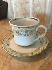 Favolina Fine China Tea Cup and Saucer Made in Poland A Beautiful Piece!