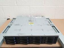 IBM V7000 Gen2 48TB (12x 4TB 7.2K) 12x 3.5'' LFF 12G SAS Enclosure 2076-12F