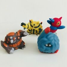 Tangrowth Rhyperior Electivire Porygon Z Pokemon Nintendo Bandai Toy Figures d